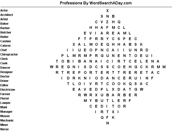 todays puzzle