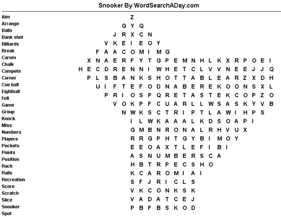 Very Hard Word Searches Printable